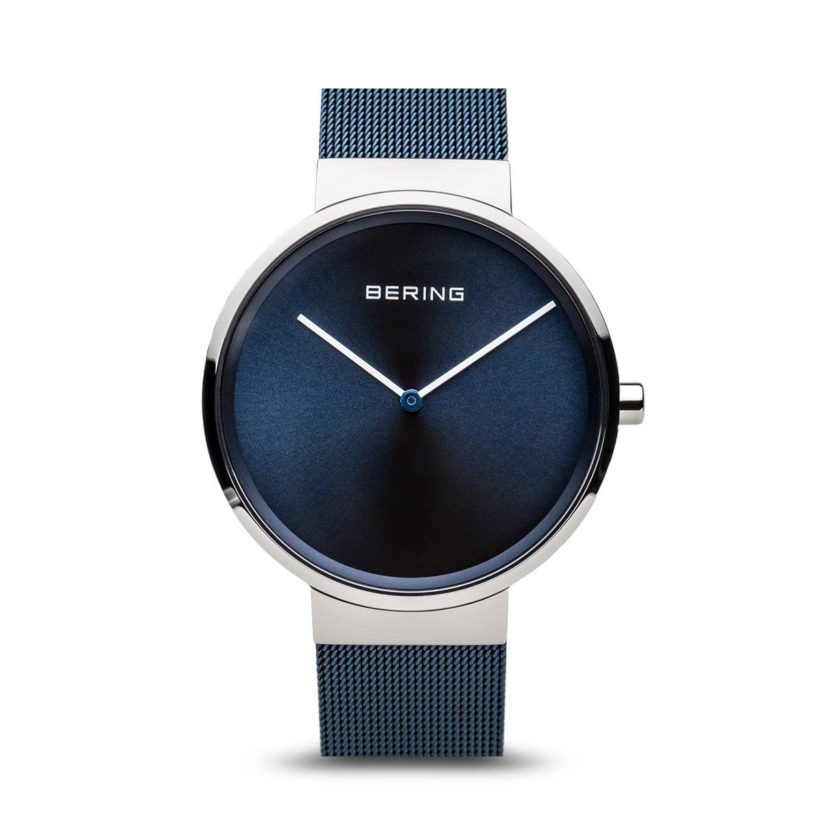 Classic Casual Watch - Silver