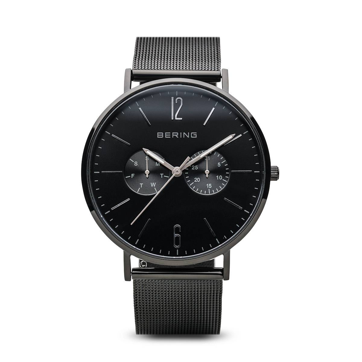 Classic Casual Watch - Black