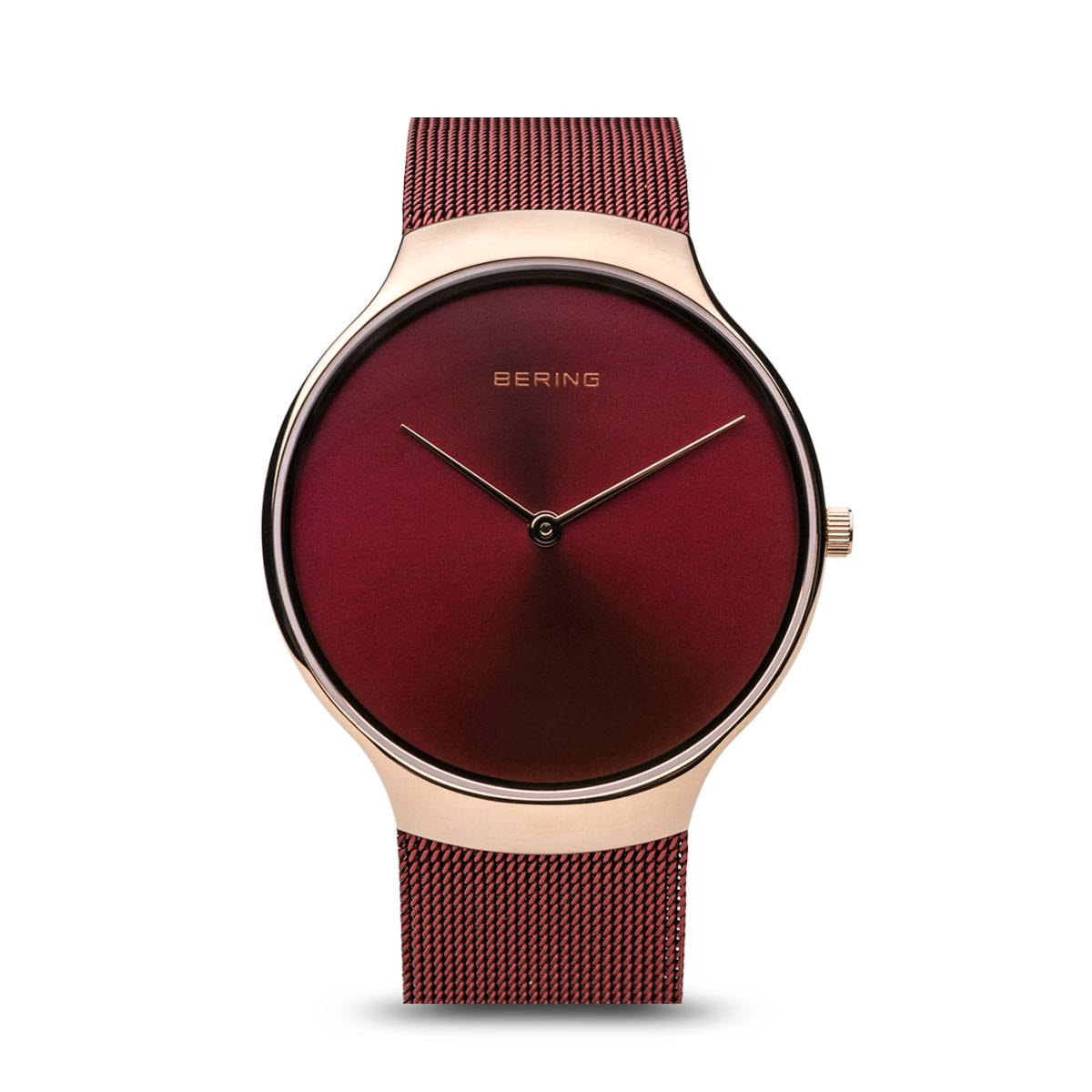 Classic Casual Watch - Rosegold